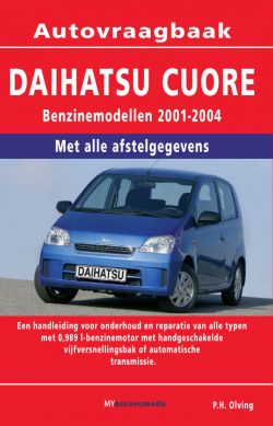 Daihatsu Cuore cover