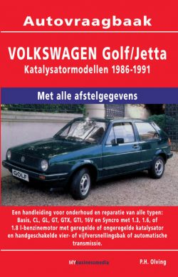 Volkswagen Golf Jetta cover