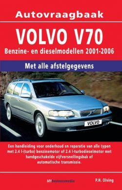 Volvo V70 cover