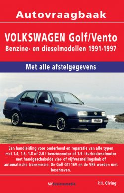 VW Golf Vento cover