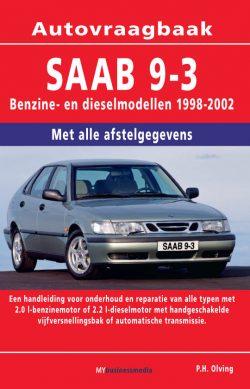 Saab 9-3 cover