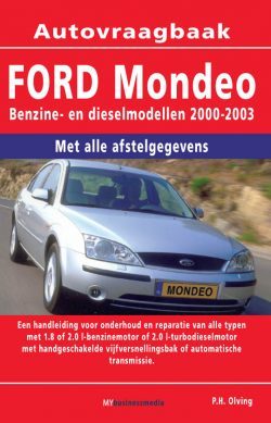 Ford Mondeo B cover