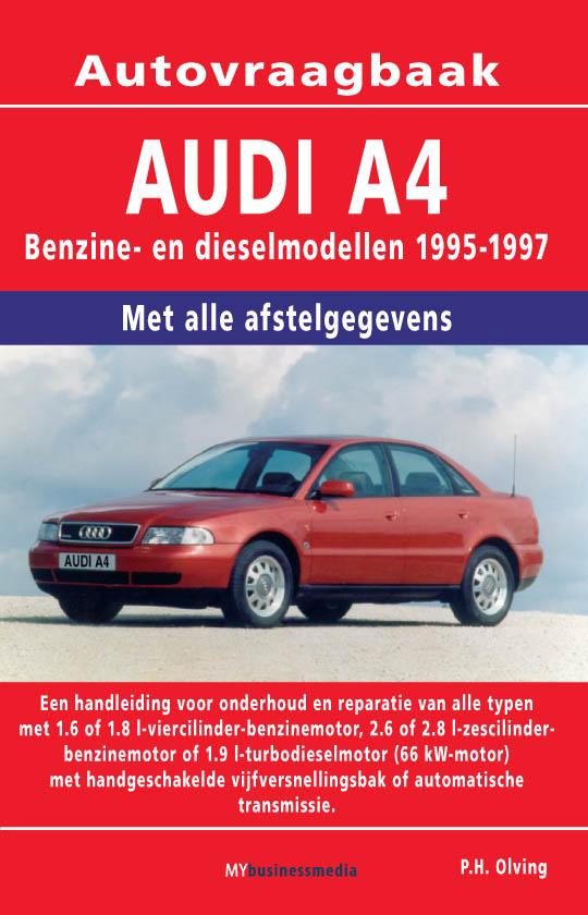 Audi A4 A cover