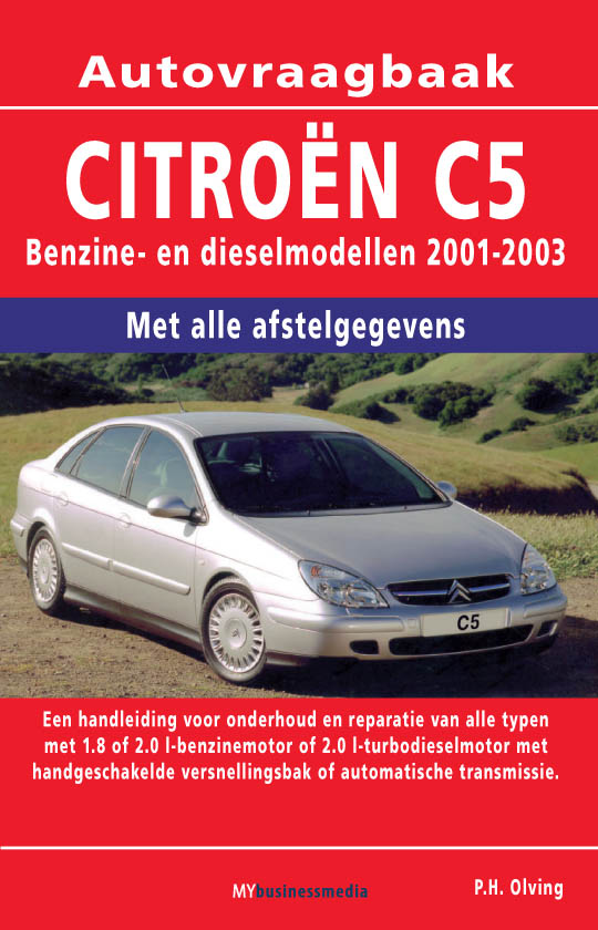 Citroen C5 cover