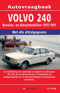Volvo 240 cover