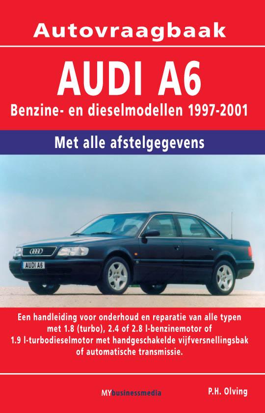 Audi A6 cover