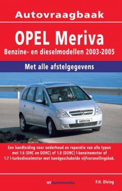 Opel Meriva cover