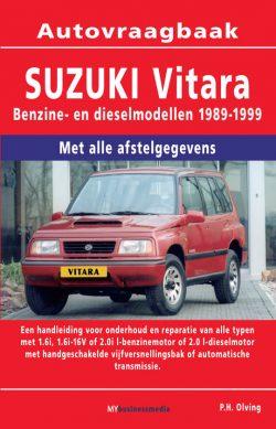Suzuki Vitara cover