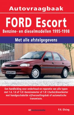 Ford Escort cover