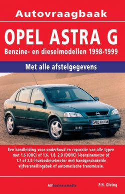 Opel Astra G cover