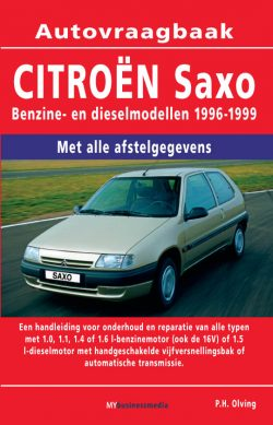 Citroen Saxo cover