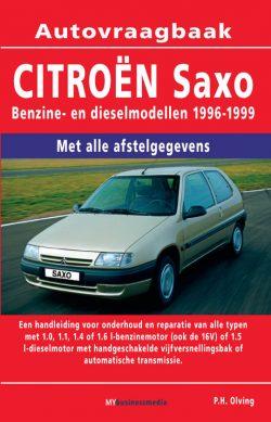 Citroen Saxo cover