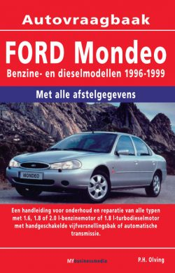 Ford Mondeo cover