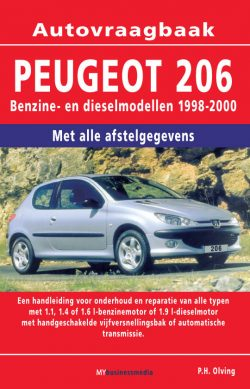 Peugeot 206 cover