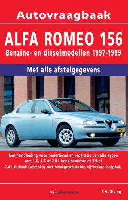Alfa Romeo 156 cover