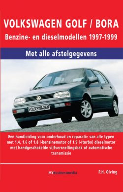 Volkswagen Golf Bora cover