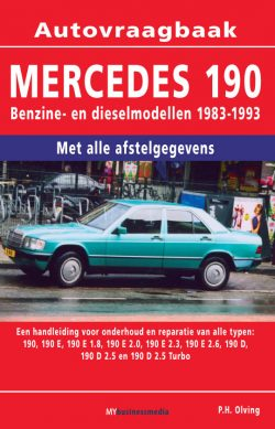 Mercedes 190 cover