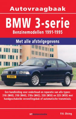 BMW 3-serie A cover