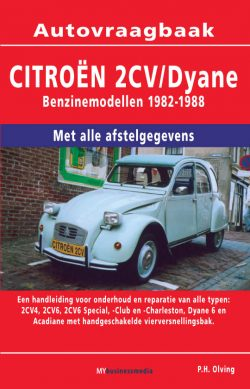 Citroen 2cv Dyane cover