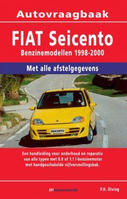 Fiat Seicento cover