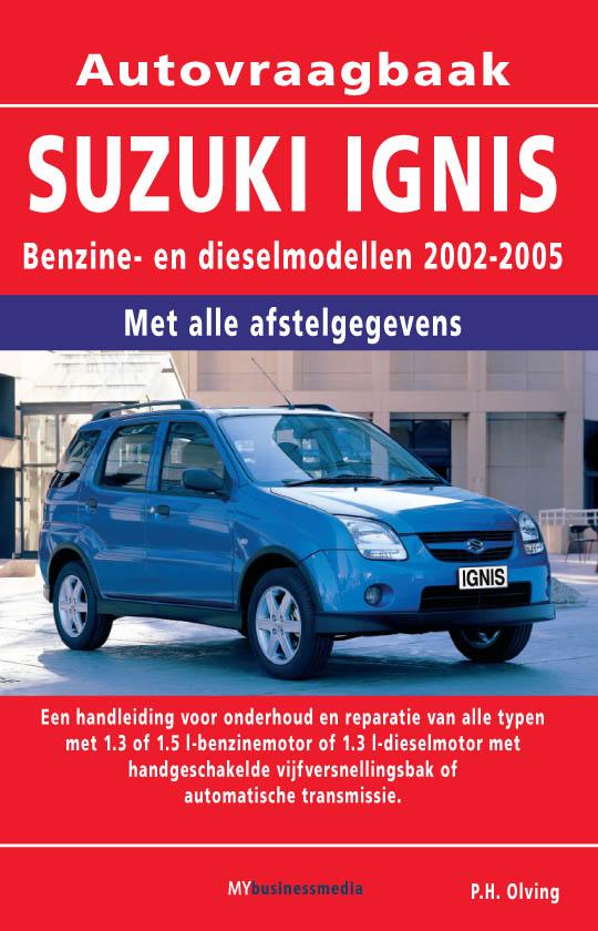 Suzuki Ignis cover